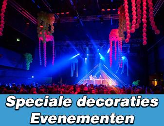 Speciale ballondeocraties en evenementen