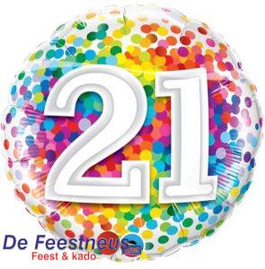Folieballon-21-regenboog-confetti