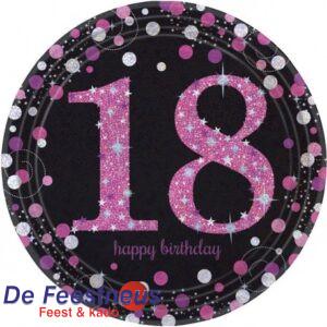 folieballon-18-zwart-met-metallic-roze