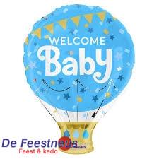 luchtballon-boy