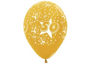 sempertex-europe-ballonnen-latex-groothandel-ballons-balloon-distributeur-12-inch-number-50-gold